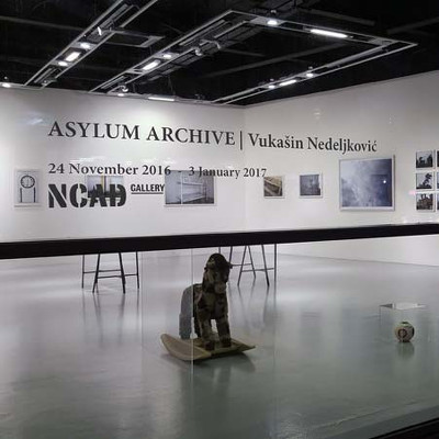 Vukašin Nedeljković: Asylum Archive |  NCAD Gallery  100 Thomas Street, Dublin 8 | closing Wednesday 25 January | to 2017-01-25