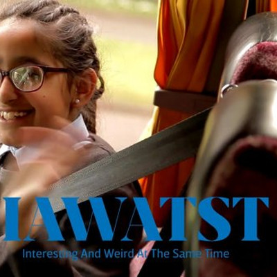 IAWATST: Interesting And Weird At The Same Time    The LAB  Foley Street Dublin 1   continuing to Thursday 16 March   to 2017-03-16