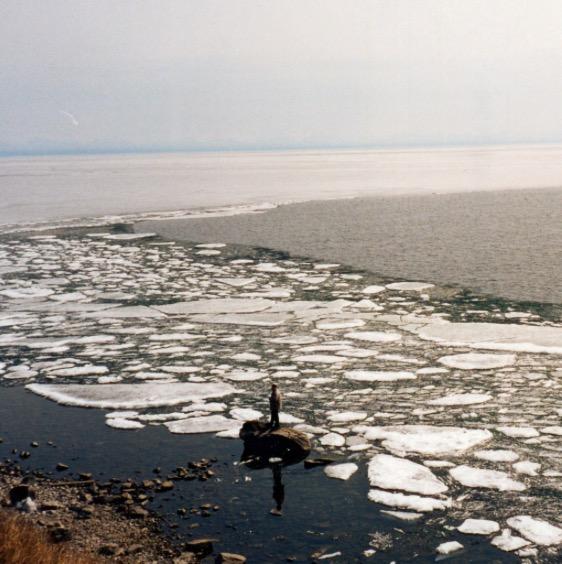 Peter Cusack: Lake Baikal, Springtime Ice Melt; 2003 | Balance | from Thursday 6 April 2017  |