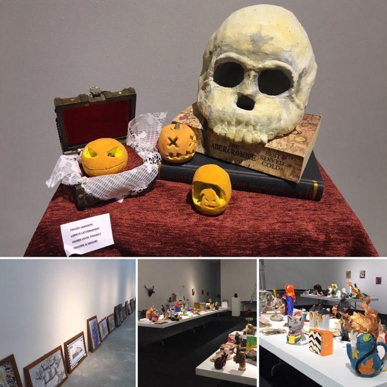 Súil na nÓg Junior Cert Art Exhibition | Friday 13 October  – Saturday 28 October 2017 | Regional Cultural Centre