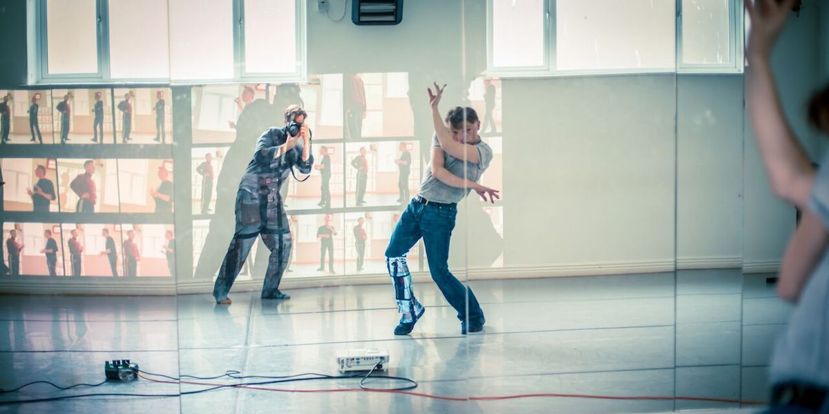 David Bolger, CoisCéim Dance Theatre: Body Language | Friday 17 November  – Sunday 10 December 2017 | Royal Hibernian Academy