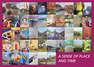 A Sense of Place and Time | Friday 8 December 2017  – Saturday 27 January 2018 | Luan Gallery