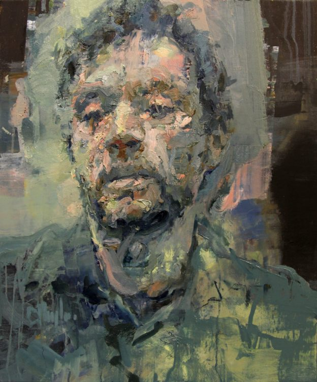 Cian McLoughlin: Self Portrait | At Face Value: The National Self Portrait Collection of Ireland | Saturday 24 February  – Saturday 28 April 2018 | Garter Lane Arts Centre