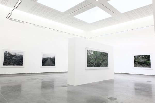 Simon Birch: On Common Ground, installation shot, Gallery 1, September 2011 | RUA RED