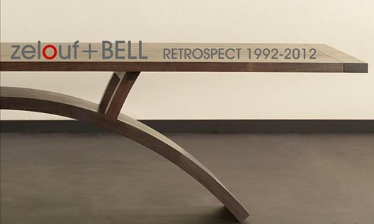 Zelouf+BELL: Retrospect | Friday 4 May  – Sunday 20 May 2012 |