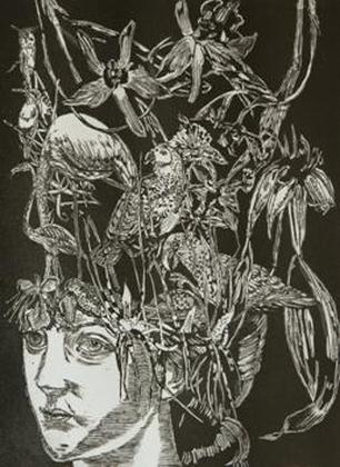 Ernada Husic: Brain Forest | Irish Polish Society Annual Art Exhibition | Thursday 15 October  – Saturday 14 November 2015 | Polish Social and Cultural Association