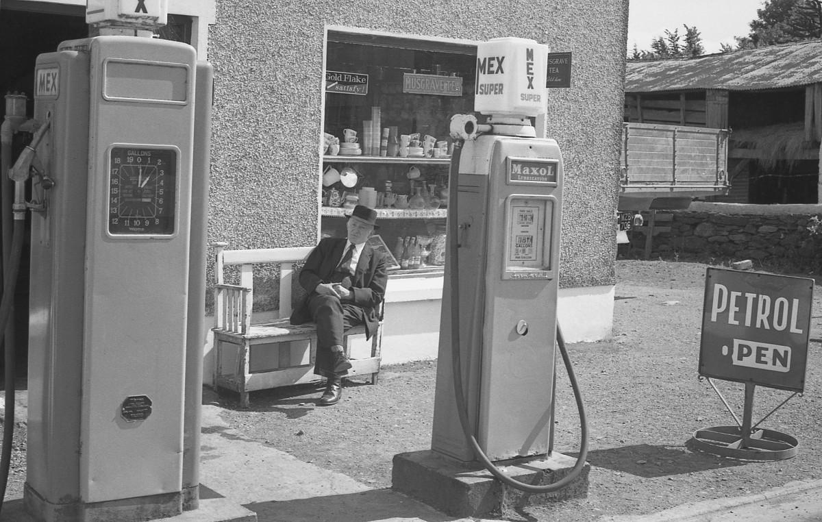 Daniel McCarthy:Timmy-Johny O'Sullivan, Hardware Merchant   Iveleary – Photographs by Daniel McCarthy   Friday 8 July  – Thursday 28 July 2016   Town Hall Gallery