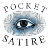 Pocket Satire • design by iCulture