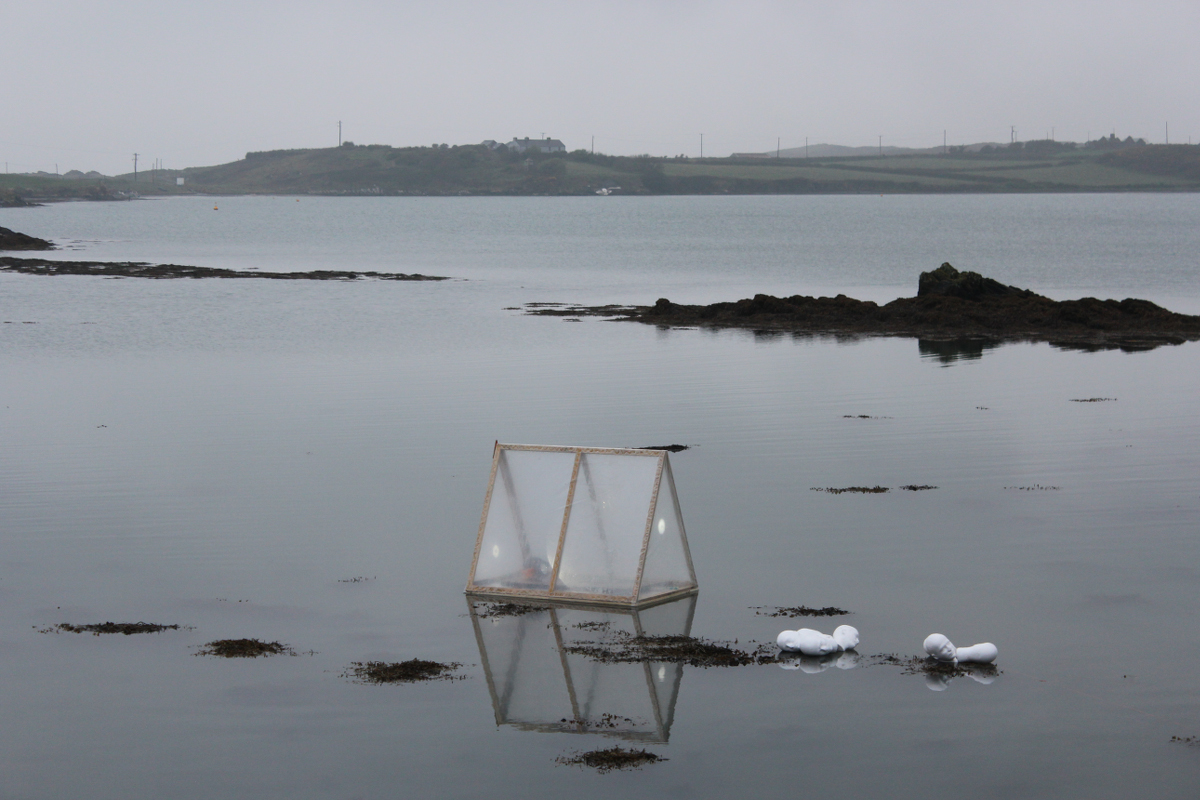 Deirdre Leddin: Rising Tide | Uncover | Saturday 10 September  – Saturday 15 October 2016 | Uillinn: West Cork Arts Centre