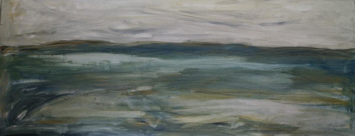 Jill Mulligan: Interpretations of a landscape | Saturday 28 January  – Saturday 25 February 2017 | The Higher Bridges Gallery
