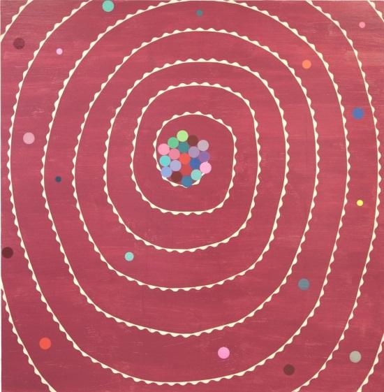 Ronnie Hughes: Strange Attractors | Thursday 29 June  – Sunday 27 August 2017 | Limerick City Gallery of Art