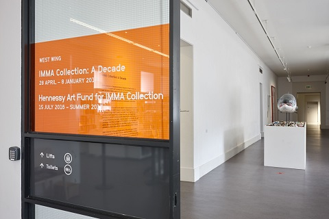 Hennessy Art Fund for IMMA Collection 2016, Photo: Denis Mortell | Hennessy Art Fund for IMMA Collection | Thursday 13 July  – Sunday 26 November 2017 | IMMA