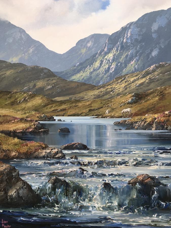 Eileen Meagher: Connemara Dreamin'   Thursday 26 October  – Tuesday 21 November 2017   Gormley's Fine Art, Dublin