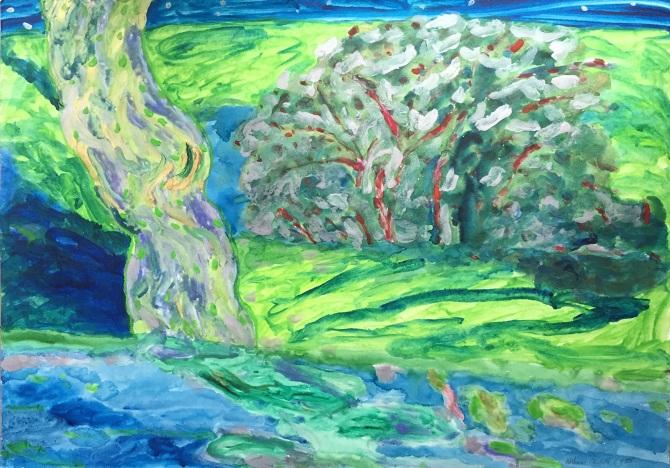 William Crozier: Landscapes | Friday 13 October  – Saturday 4 November 2017 | Taylor Galleries