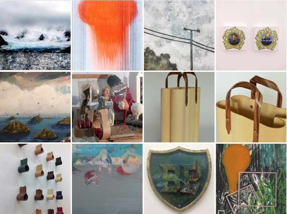 2° C: a visual artists' response to climate change | Sunday 17 December 2017  – Tuesday 20 March 2018 | Olivier Cornet Gallery