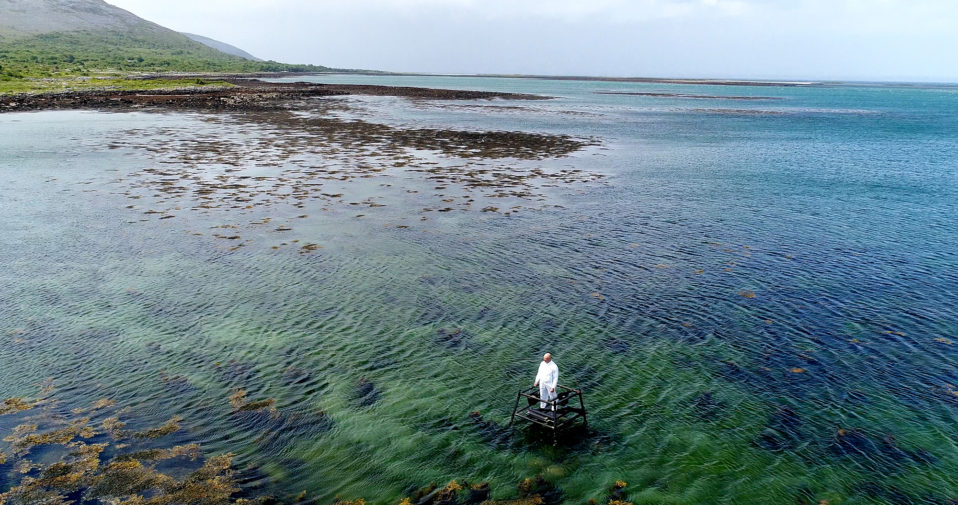 Malcolm McClay: Swimming to Inishkeel   Friday 12 January  – Saturday 24 March 2018   Regional Cultural Centre