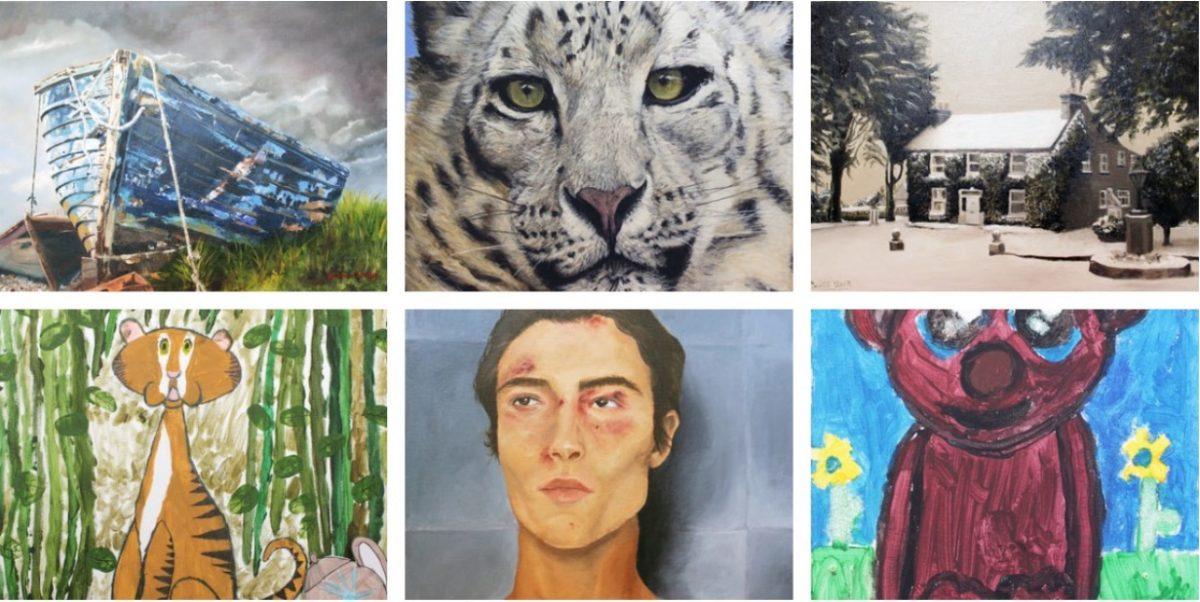 Lions Club Annual Open Exhibition 2018 | Saturday 3 March  – Saturday 31 March 2018 | Wexford Arts Centre