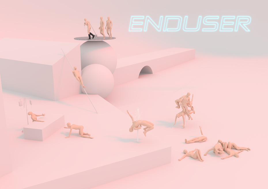 Tomas Penc: ENDUSER | first part: 11 October – 7 November, second part: 22 November – 22 December  | Triskel Christchurch