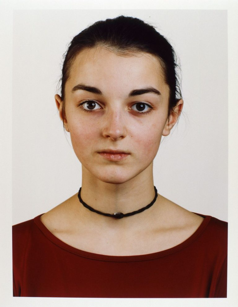 Thomas Ruff, Porträt 2001 (A. Roters), 2001, C-print, 210 x 165 cm, Collection Irish Museum of Modern Art, Purchase, 2002   IMMA Collection: Freud Project, Gaze   Thursday 4 October 2018  – Sunday 19 May 2019   IMMA