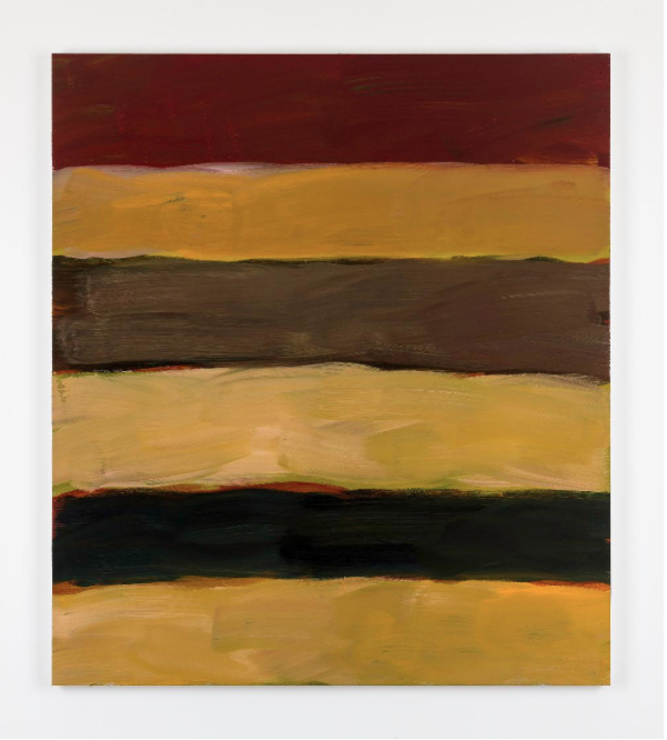 Sean Scully, Landline Strand, 2017, oil on canvas, 215.9 x 190.5 cm / 85 x 75 in | Sean Scully: THE LAND / THE LINE | Friday 5 October  – Saturday 17 November 2018 | Kerlin Gallery