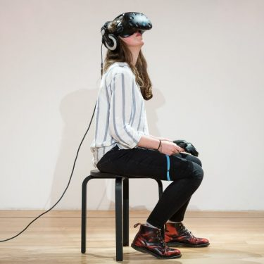 Virtual Reality Workshop with Elaine Hoey at National Sculpture Factory | Friday 16 November to Saturday 17 November 2018