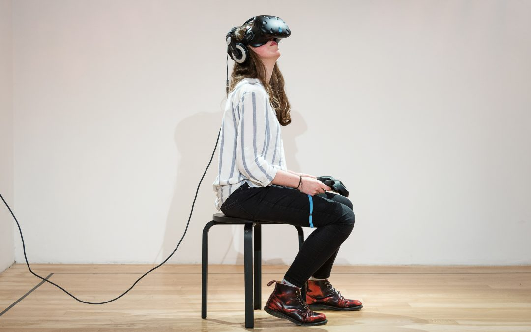 Virtual Reality Workshop with Elaine Hoey | Friday 16 November  – Saturday 17 November 2018 | National Sculpture Factory
