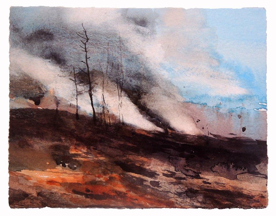 Eoin Mac Lochlainn: Deireadh Fómhair | Sunday 21 October  – Sunday 2 December 2018 | Olivier Cornet Gallery