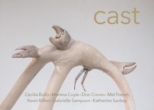 CAST | Saturday 6 October  – Saturday 1 December 2018 | Luan Gallery