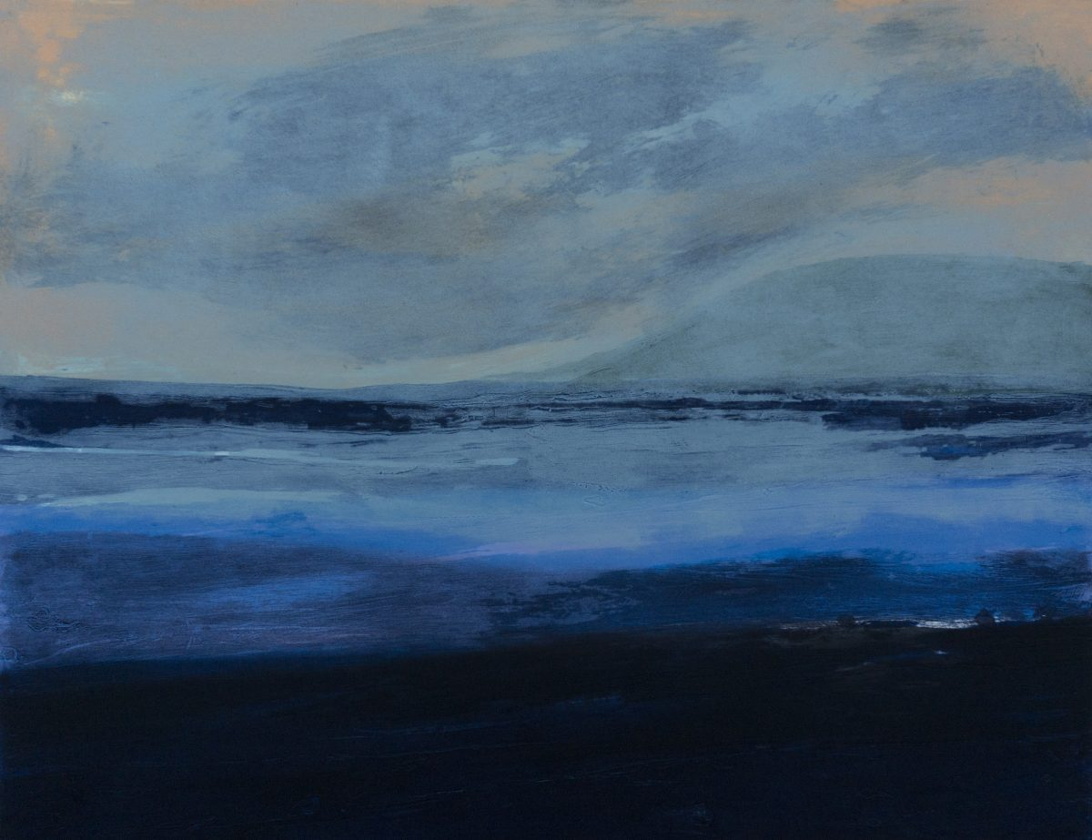 Mary Lohan: Seascape | Thursday 8 November  – Tuesday 4 December 2018 | Graphic Studio Gallery