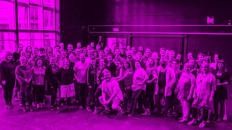 Sparks – Collaborations from inside Vault Artist Studios | Thursday 17 January – Sunday 24 February 2019 | Golden Thread Gallery