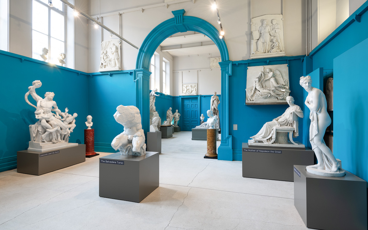Sculpture Galleries at Crawford Art Gallery, Jed Niezgoda / jedniezgoda.com | Recasting Canova | from Saturday 16 February 2019  | Crawford Art Gallery