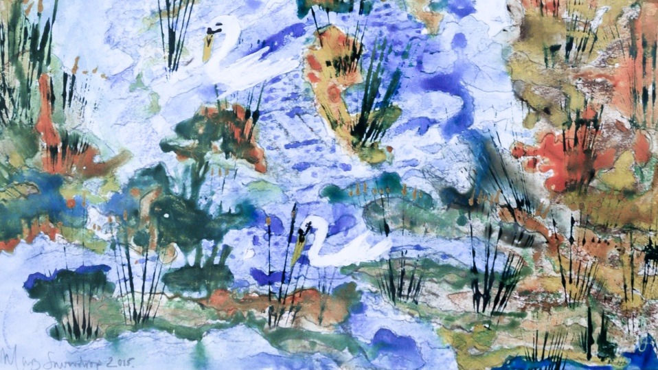 Mary Haggan: Water in Art | Tuesday 5 February  – Saturday 9 March 2019 | Regional Cultural Centre