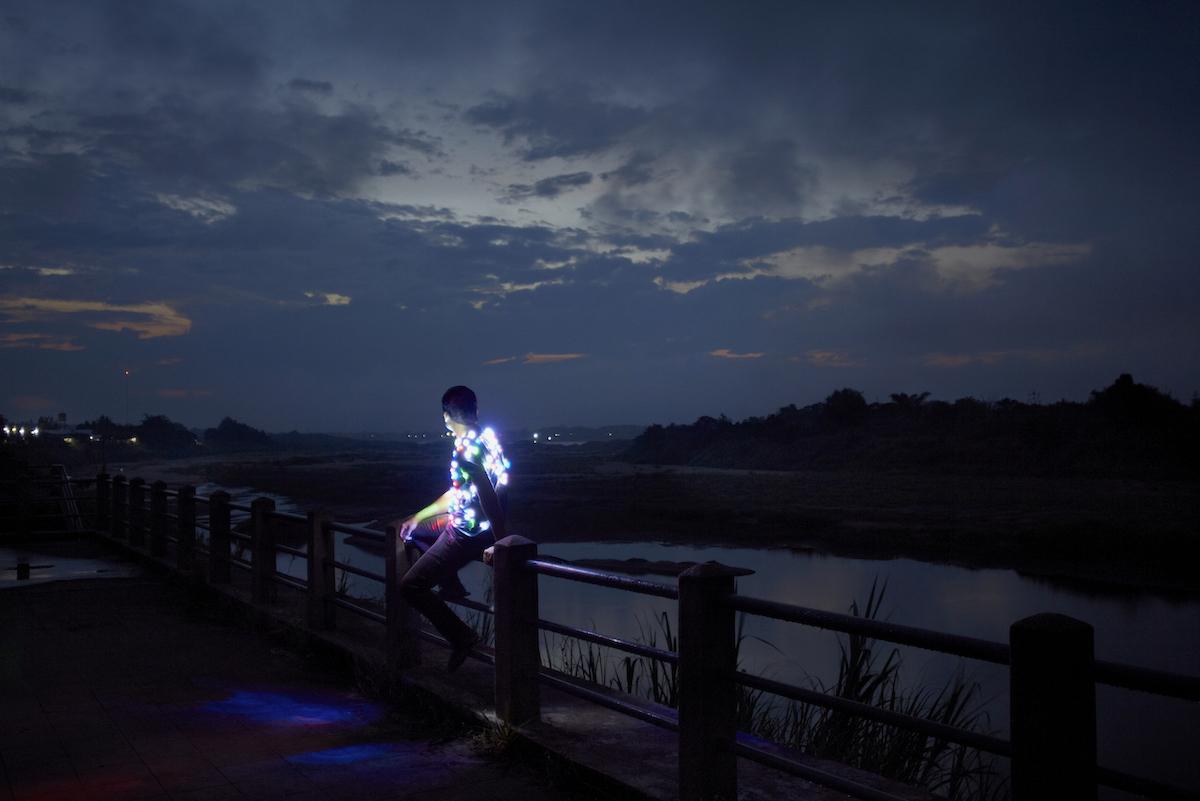 Apichatpong Weerasethakul, Power Boy (Mekong), 2011 | ARTWORKS 2019: Dearly Beloved | Tuesday 4 June  – Sunday 1 September 2019 | VISUAL Centre for Contemporary Art
