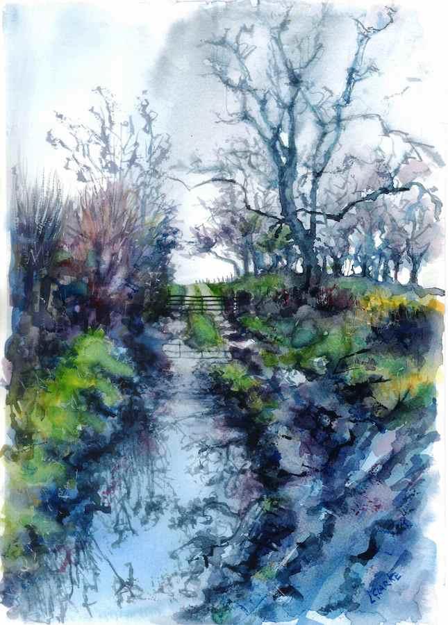 Lorraine Clarke:Muddy Path | A Sense of Place | Thursday 13 June  – Sunday 30 June 2019 | Toradh2 Gallery