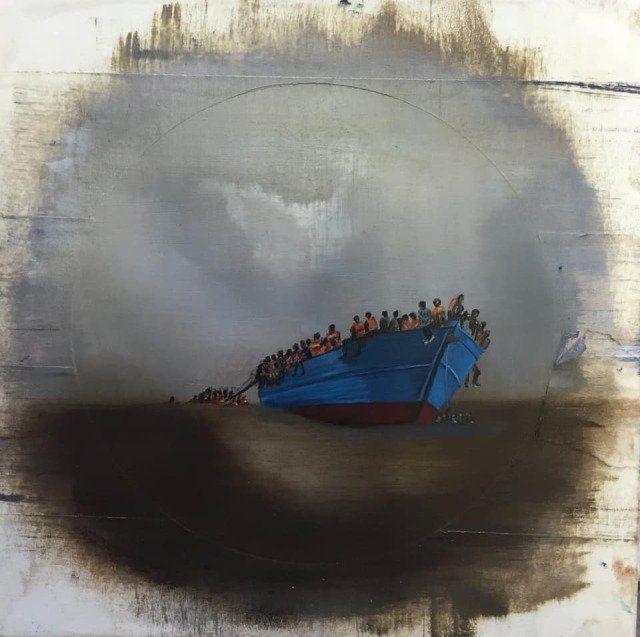 Claire Halpin: RAW WAR | Thursday 12 September  – Sunday 6 October 2019 | Olivier Cornet Gallery