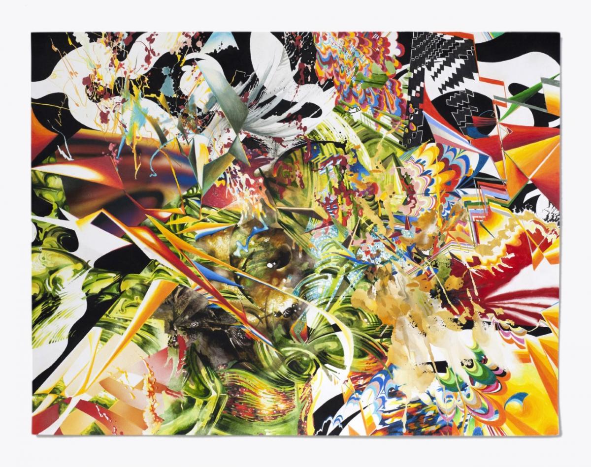 Eoin Mc Hugh: Loje, jelo, laso | Friday 25 October  – Saturday 7 December 2019 | Kerlin Gallery