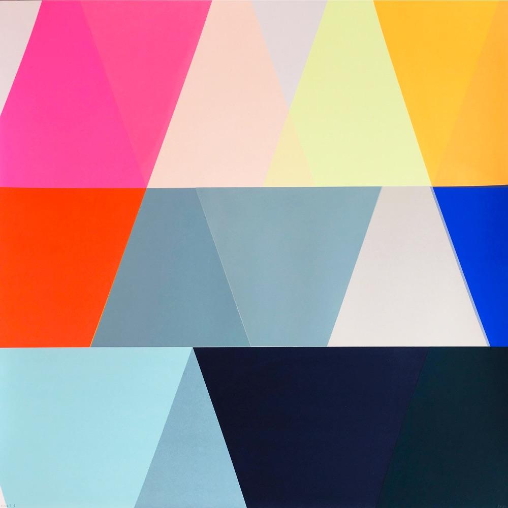 Frea Buckler: FLOW | Saturday 2 November  – Saturday 30 November 2019 | Graphic Studio Gallery