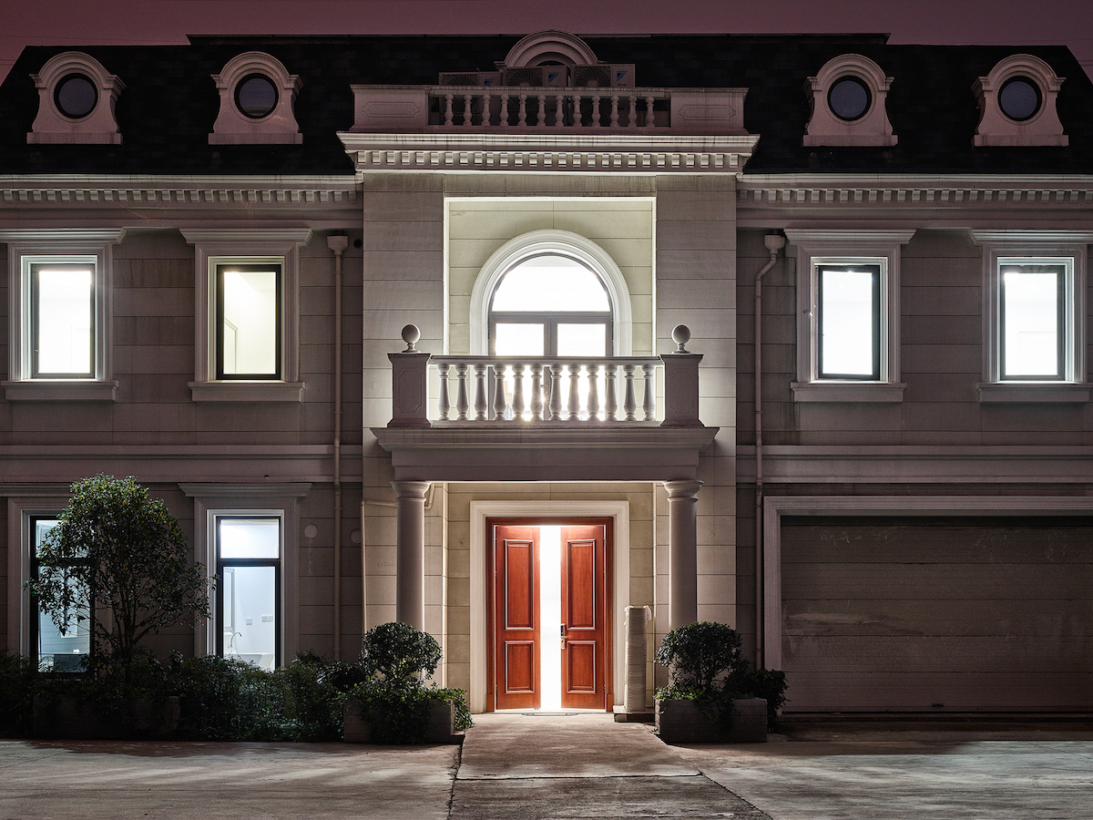 3D-printedMansion, Suzhou, China from the seriesNew Artificiality© Catherine Leutenegger | Catherine Leutenegger: New Artificiality | Thursday 30 January  – Sunday 1 March 2020 | Gallery of Photography
