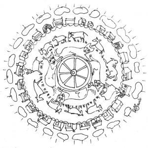 West Kerry Mandala from Úna Ní Shé v2 copy
