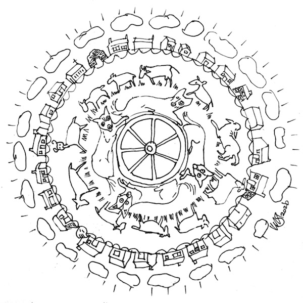 West Kerry Mandala from Úna Ní Shé v2 copy
