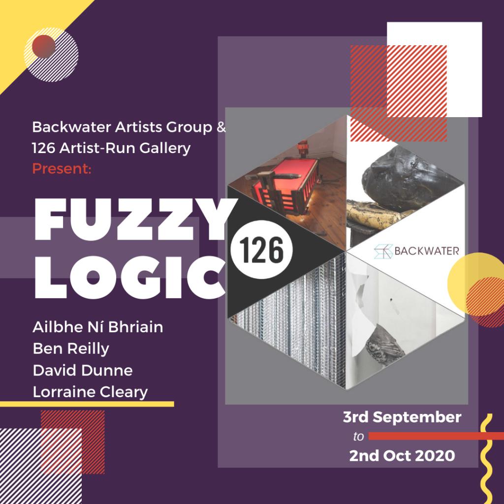 Fuzzy Logic   Thursday 3 September  – Friday 2 October 2020   Studio 12