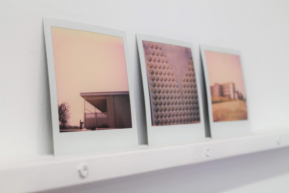 Ciara Rodgers:MONUMENTS II(Memory Traces) | Thursday 27 August  – Monday 26 October 2020 | Garter Lane Arts Centre