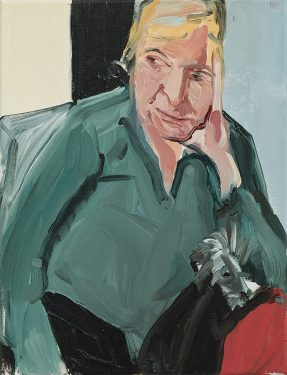 Chantal Joffe: The Artist's Mother | Wednesday 3 March  – Sunday 8 August 2021 | IMMA