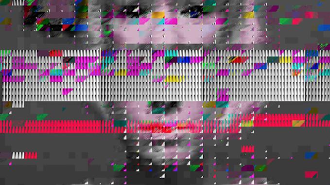Rosa Menkman: Vernacular of File Formats(2009-2010) | Digital Cultures Webinar Series 2021 | Thursday 18 March  – Thursday 10 June 2021 | NCAD Gallery