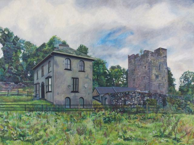 Mary Burke: At Home on the Farm | Friday 26 February  – Sunday 2 May 2021 | Limerick City Gallery