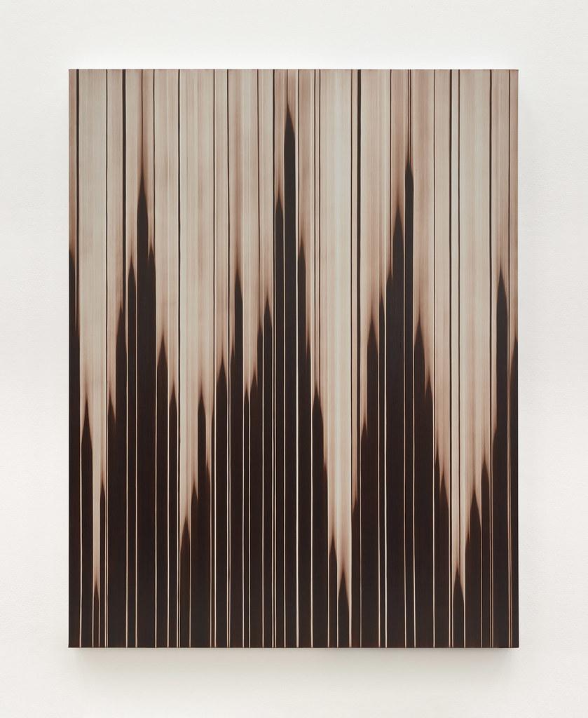 Mark Francis, Ultra Dub, 2021, oil on canvas, 275 x 214 cm / 108.3 x 84.3 in   Mark Francis: SONIC DUB   from 8 April 2021   Kerlin Gallery