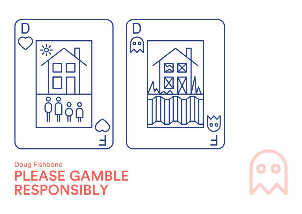 Doug Fishbone: Please Gamble Responsibly | Friday 21 May – Sunday 29 August 2021 | Crawford Art Gallery