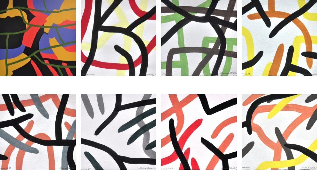 Samuel Walsh: Segments | Saturday 5 June – Saturday 26 June 2021 | SO Fine Art Editions