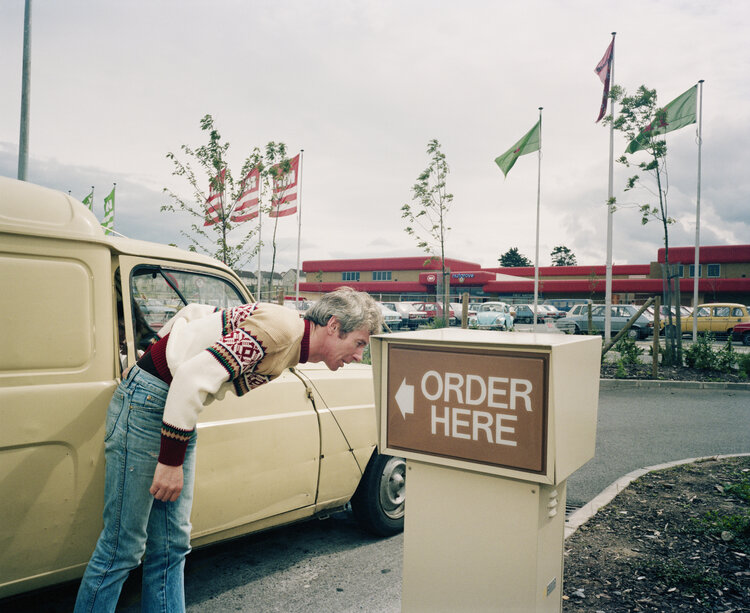 Martin Parr: 40 Years of Photography in Ireland | Friday 17 September – Friday 29 October 2021 | Roscommon Arts Centre