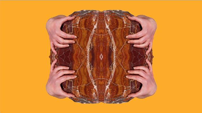 Barbara Knežević,Mineral bodies,2021, image courtesy of the artist   Barbara Knežević: pleasure 'scapes   Monday 19 July – Sunday 29 August 2021   Royal Hibernian Academy